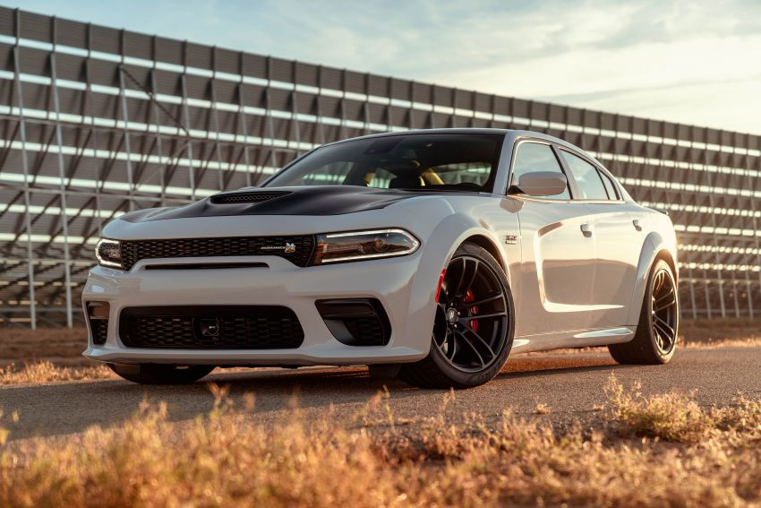 2020 Dodge Charger update includes a widebody kit Image #979580