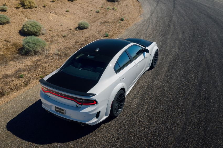 2020 Dodge Charger update includes a widebody kit Image #979525