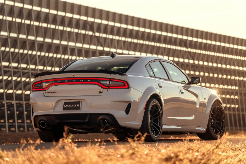2020 Dodge Charger update includes a widebody kit Image #979527