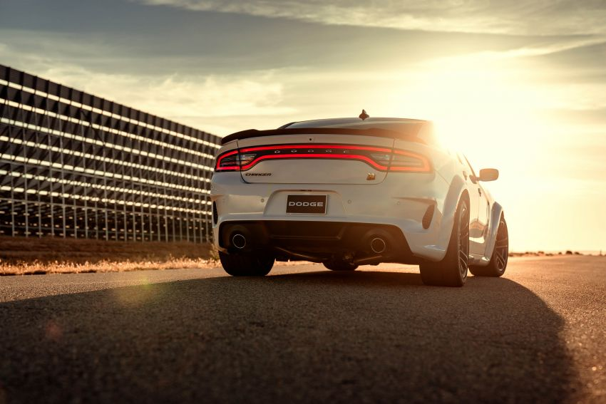 2020 Dodge Charger update includes a widebody kit Image #979529