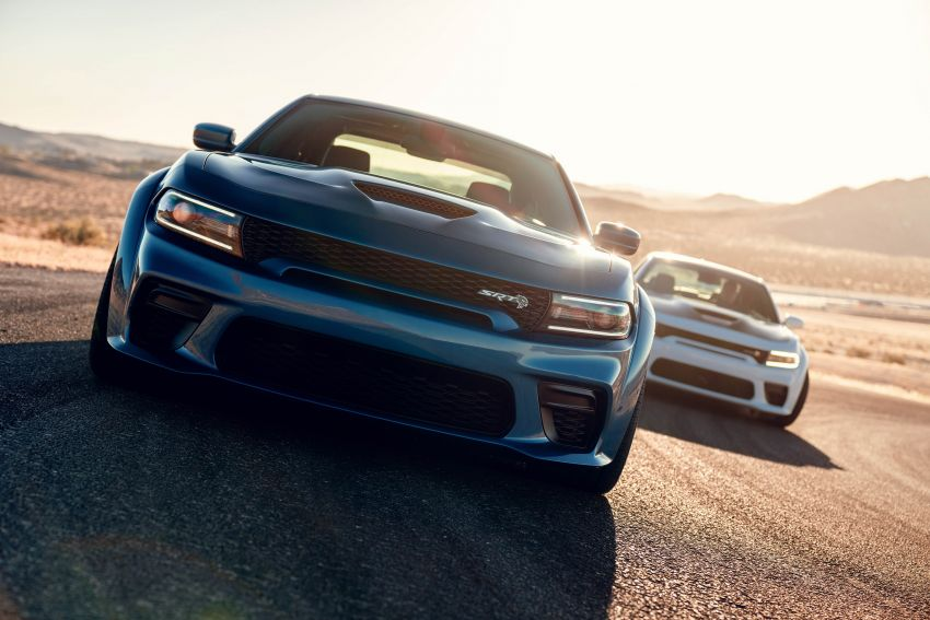 2020 Dodge Charger update includes a widebody kit Image #979387
