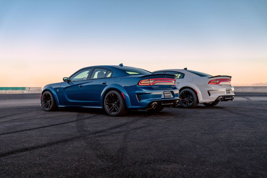 2020 Dodge Charger update includes a widebody kit Image #979398