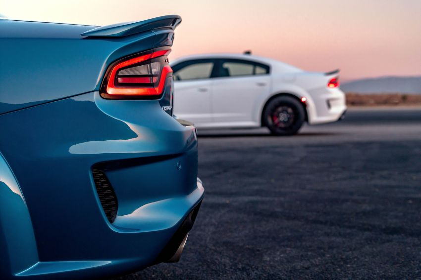 2020 Dodge Charger update includes a widebody kit Image #979402