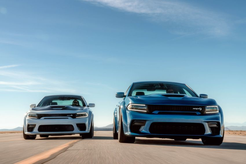 2020 Dodge Charger update includes a widebody kit Image #979403
