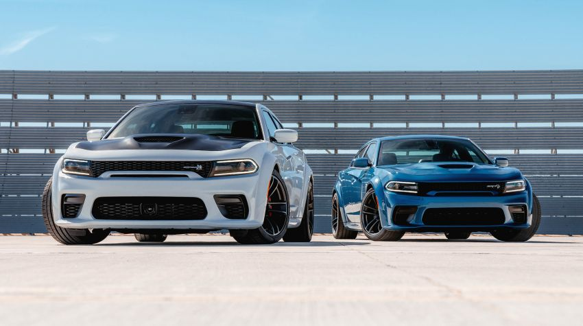 2020 Dodge Charger update includes a widebody kit Image #979404