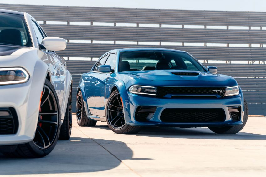2020 Dodge Charger update includes a widebody kit Image #979405