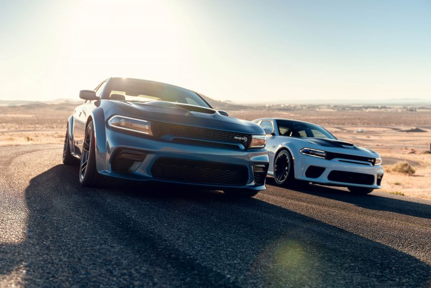 2020 Dodge Charger update includes a widebody kit Image #979388