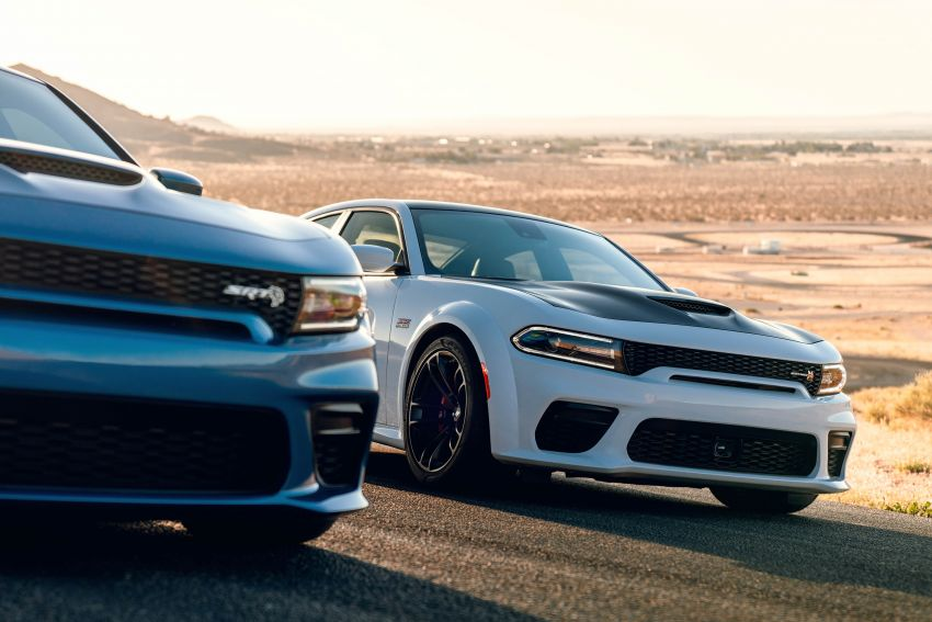 2020 Dodge Charger update includes a widebody kit Image #979389