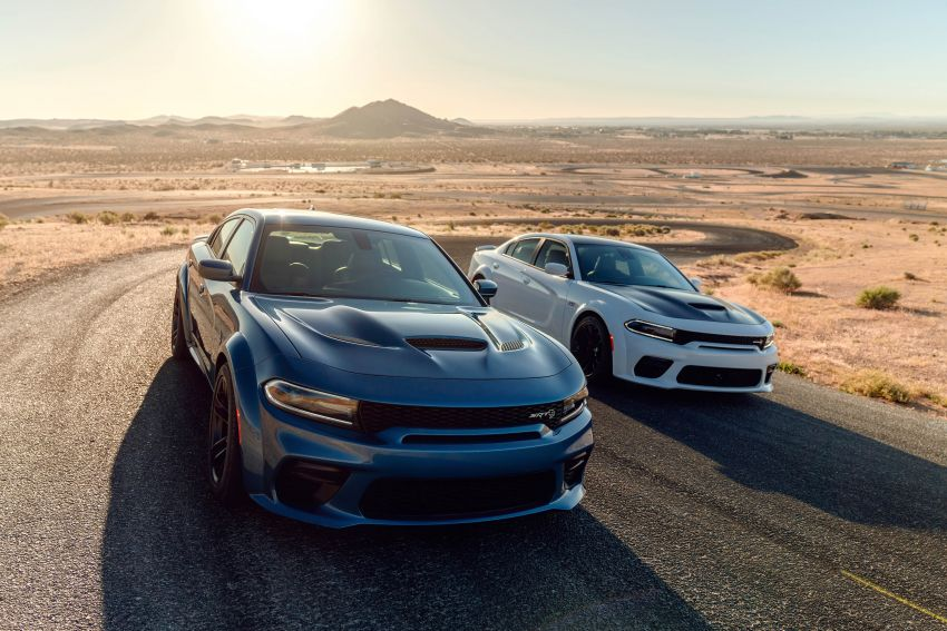 2020 Dodge Charger update includes a widebody kit Image #979390