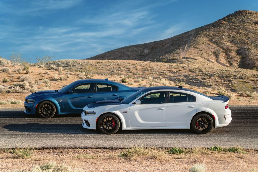 2020 Dodge Charger update includes a widebody kit Image #979392