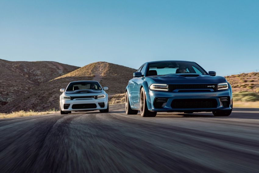 2020 Dodge Charger update includes a widebody kit Image #979395