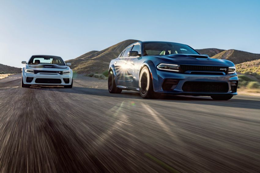 2020 Dodge Charger update includes a widebody kit Image #979397