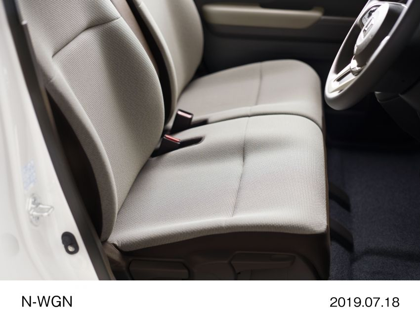 2019 Honda N-WGN: cleaner looks, greater practicality Image #988445