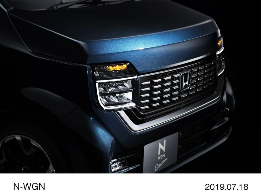 2019 Honda N-WGN: cleaner looks, greater practicality Image #988447