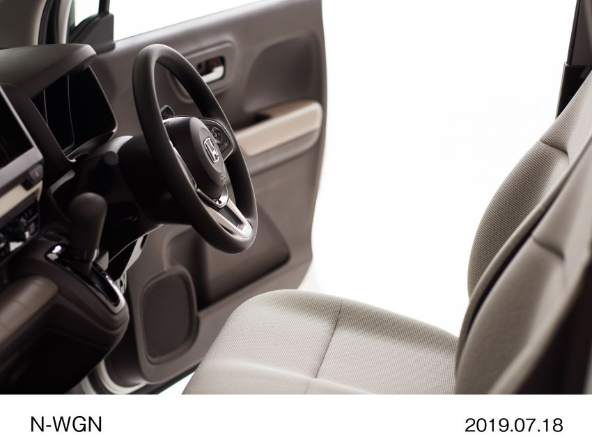 2019 Honda N-WGN: cleaner looks, greater practicality Image #988448