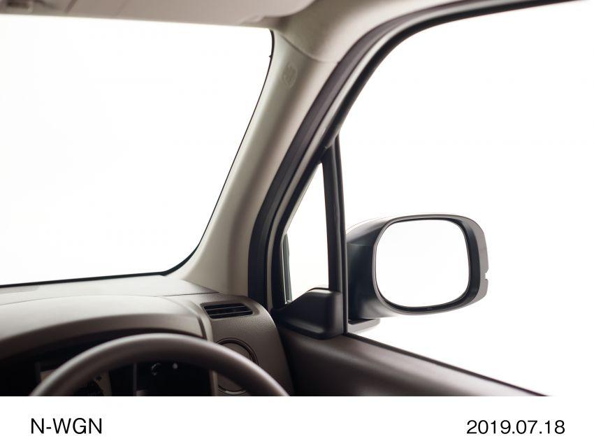 2019 Honda N-WGN: cleaner looks, greater practicality Image #988461
