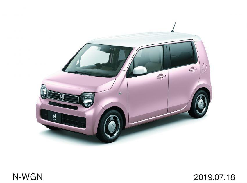 2019 Honda N-WGN: cleaner looks, greater practicality Image #988495