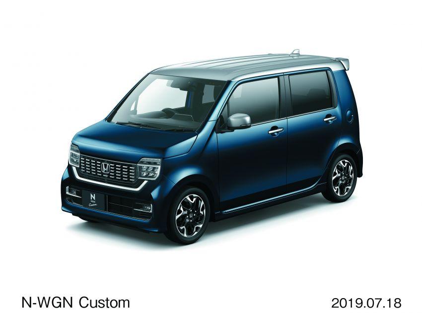 2019 Honda N-WGN: cleaner looks, greater practicality Image #988561