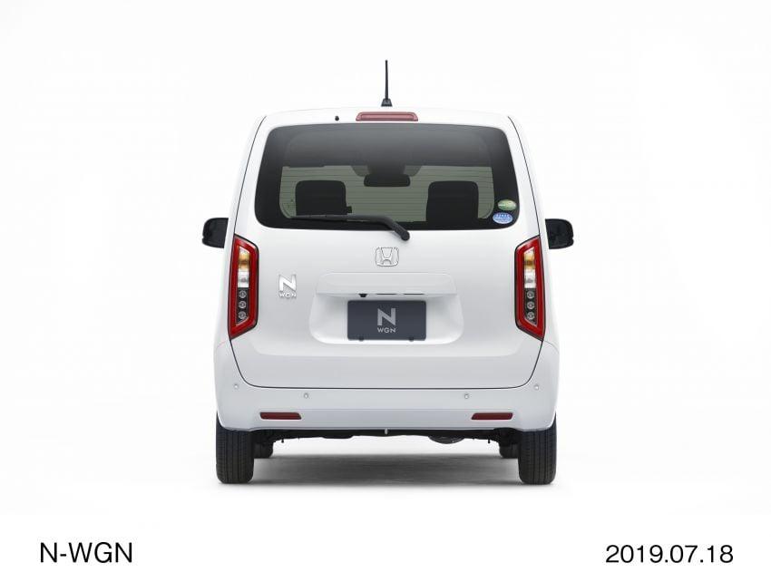 2019 Honda N-WGN: cleaner looks, greater practicality Image #988580