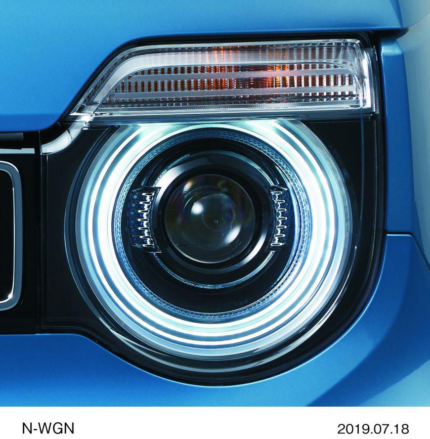 2019 Honda N-WGN: cleaner looks, greater practicality Image #988581