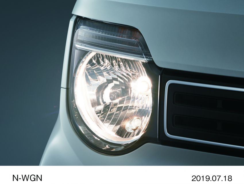 2019 Honda N-WGN: cleaner looks, greater practicality Image #988586