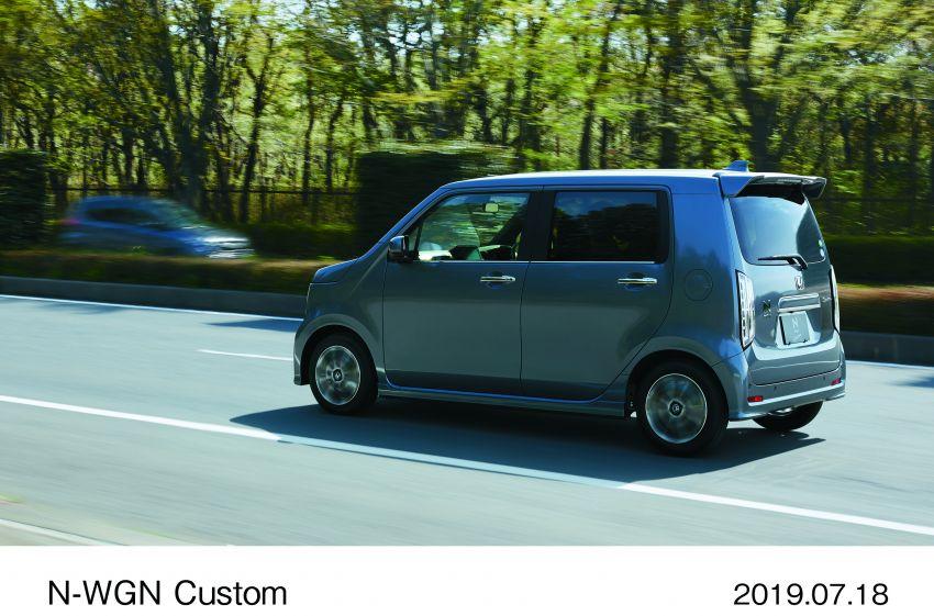 2019 Honda N-WGN: cleaner looks, greater practicality Image #988594