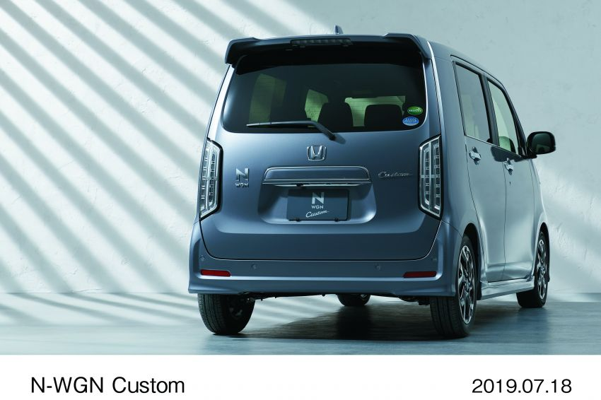 2019 Honda N-WGN: cleaner looks, greater practicality Image #988599