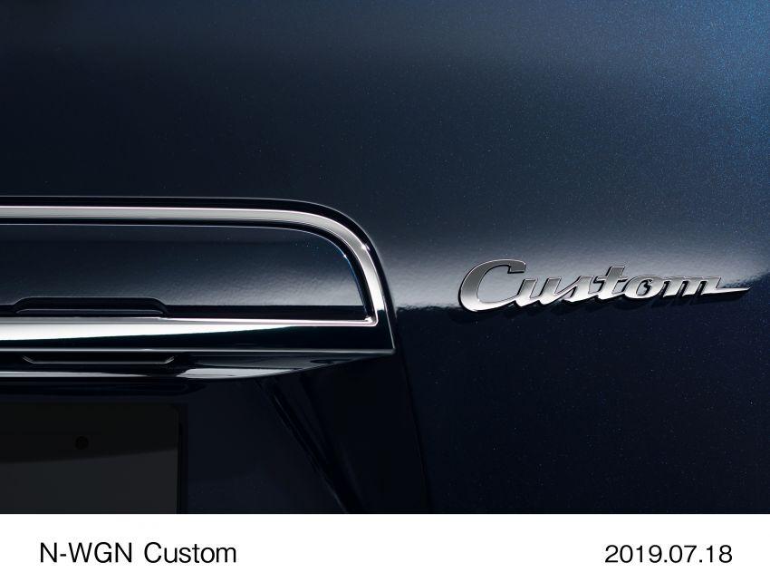 2019 Honda N-WGN: cleaner looks, greater practicality Image #988614