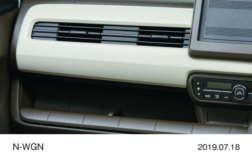 2019 Honda N-WGN: cleaner looks, greater practicality Image #988683