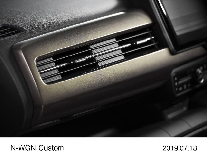 2019 Honda N-WGN: cleaner looks, greater practicality Image #988699