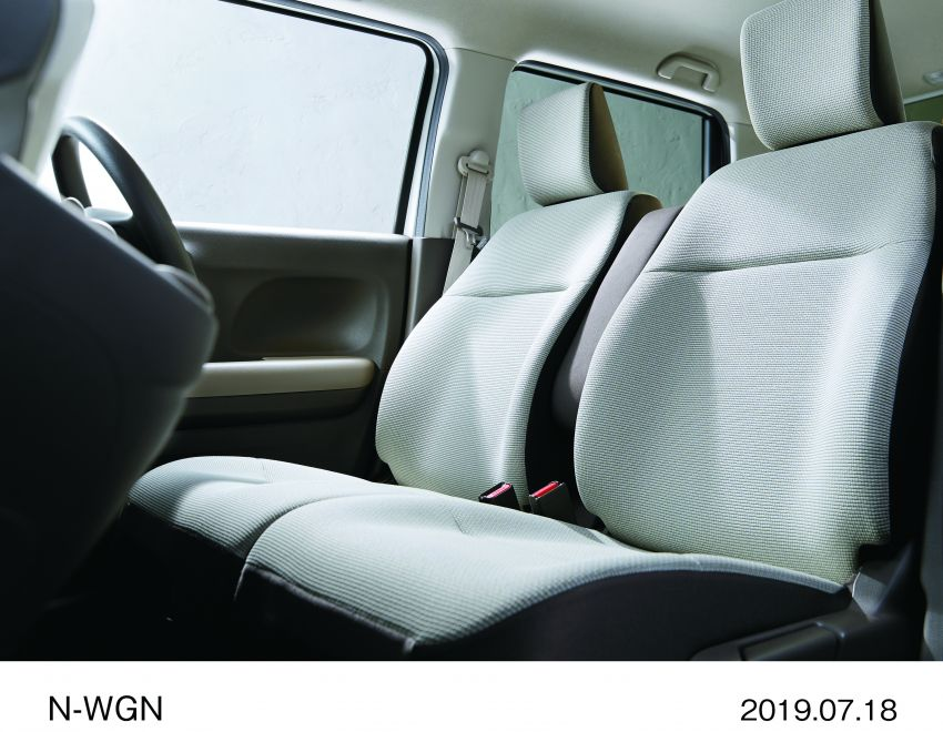 2019 Honda N-WGN: cleaner looks, greater practicality Image #988705