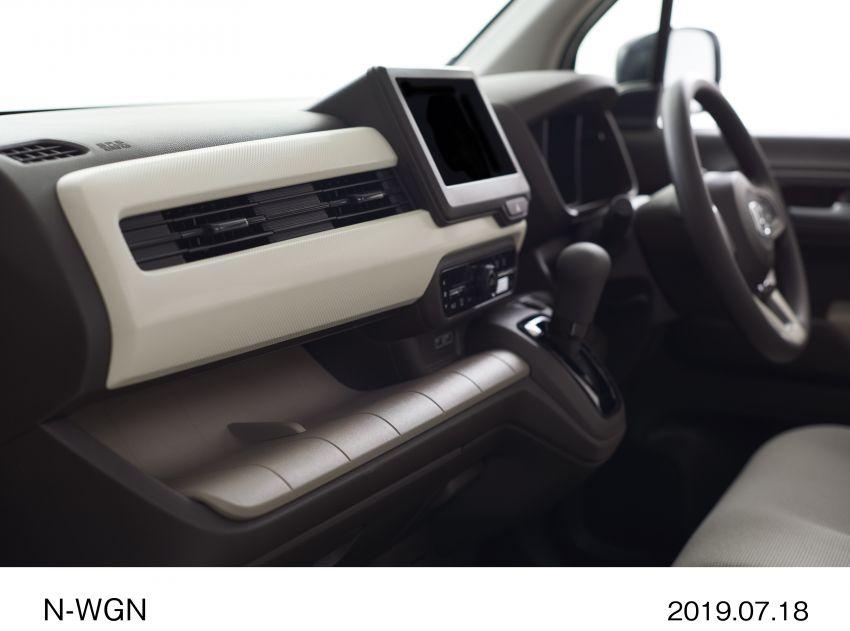2019 Honda N-WGN: cleaner looks, greater practicality Image #988755
