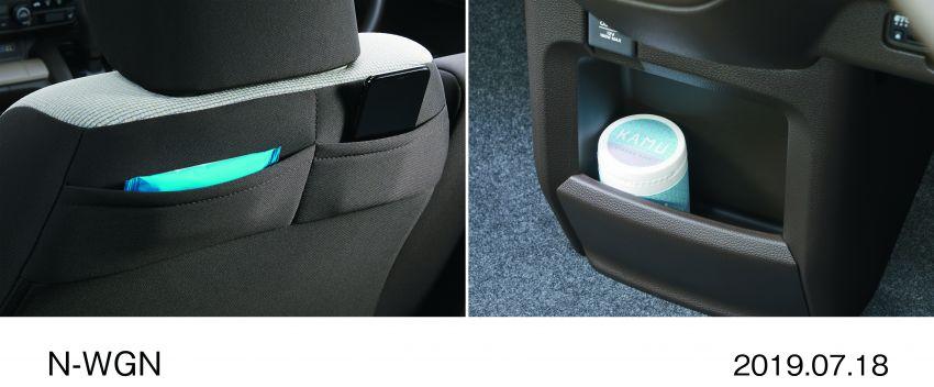 2019 Honda N-WGN: cleaner looks, greater practicality Image #988769