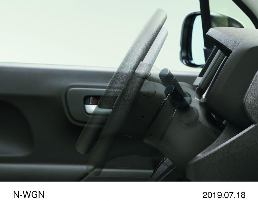 2019 Honda N-WGN: cleaner looks, greater practicality Image #988779