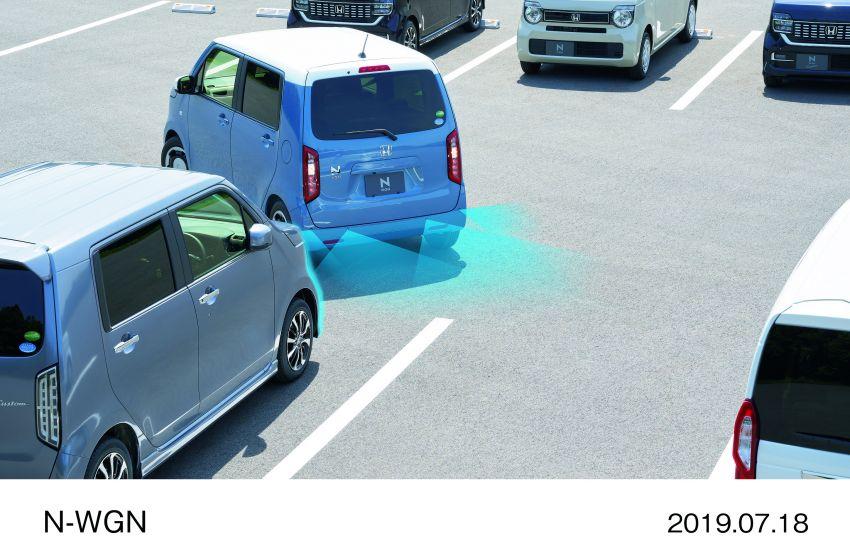 2019 Honda N-WGN: cleaner looks, greater practicality Image #988788