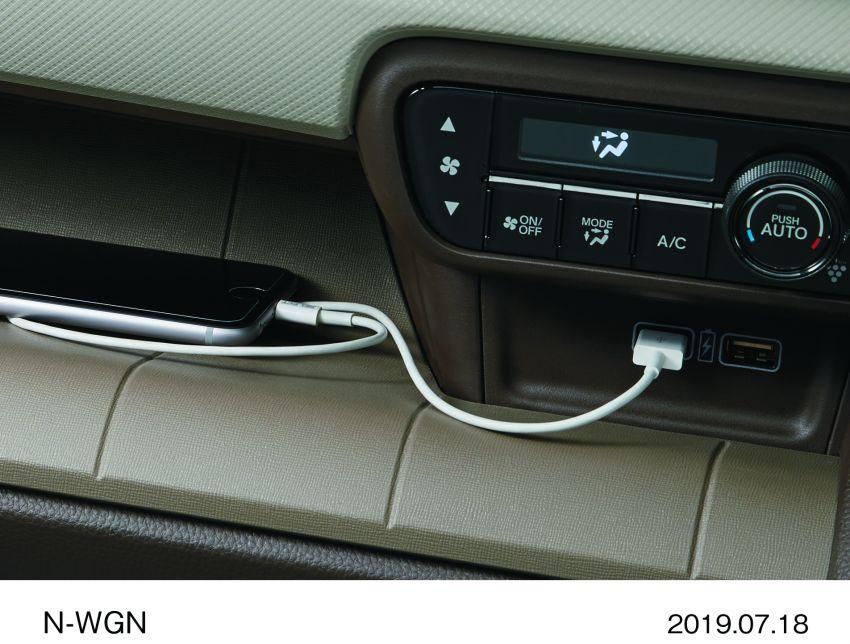 2019 Honda N-WGN: cleaner looks, greater practicality Image #988807