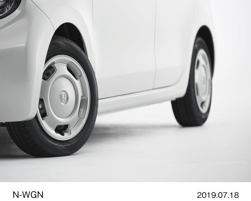 2019 Honda N-WGN: cleaner looks, greater practicality Image #988810
