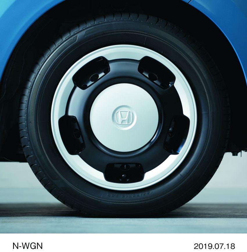 2019 Honda N-WGN: cleaner looks, greater practicality Image #988816