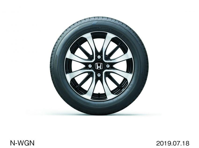 2019 Honda N-WGN: cleaner looks, greater practicality Image #988829