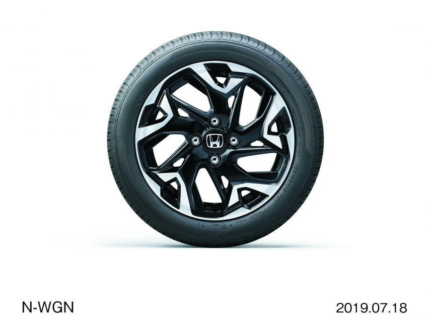 2019 Honda N-WGN: cleaner looks, greater practicality Image #988834