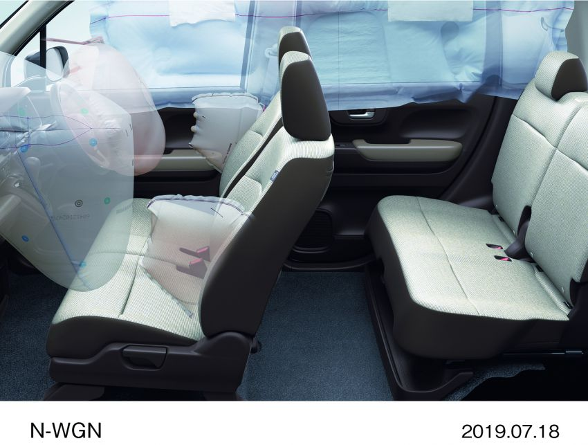 2019 Honda N-WGN: cleaner looks, greater practicality Image #988837