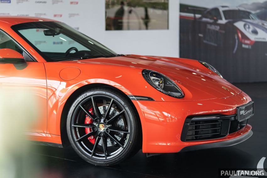 992 Porsche 911 Carrera S launched – from RM1.15 mil Image #984919