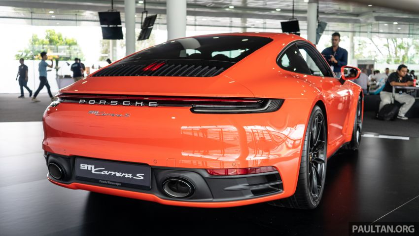 992 Porsche 911 Carrera S launched – from RM1.15 mil Image #984920