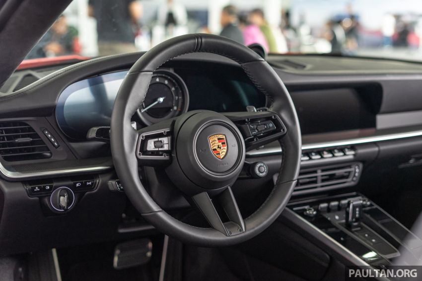 992 Porsche 911 Carrera S launched – from RM1.15 mil Image #984923
