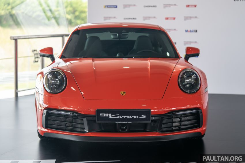 992 Porsche 911 Carrera S launched – from RM1.15 mil Image #984910