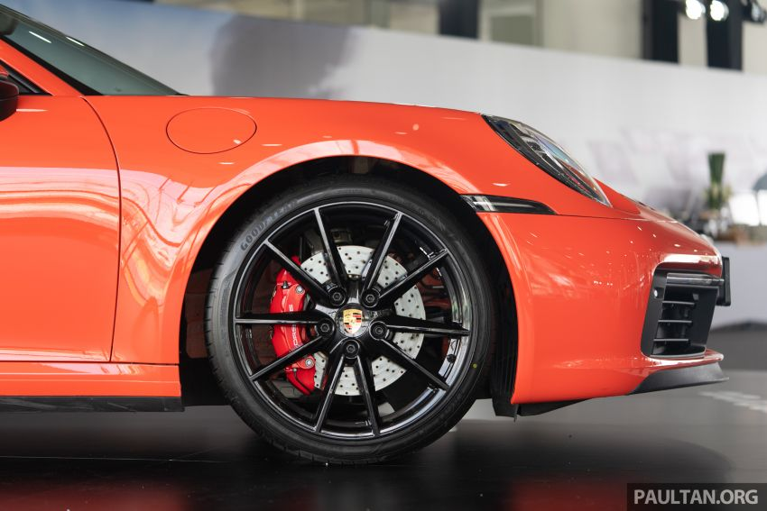 992 Porsche 911 Carrera S launched – from RM1.15 mil Image #984912
