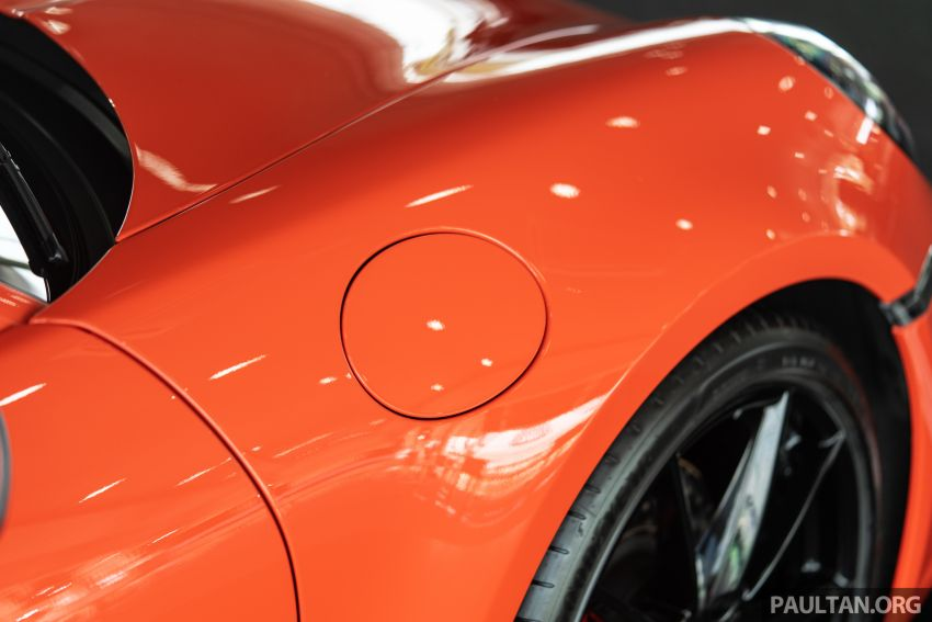 992 Porsche 911 Carrera S launched – from RM1.15 mil Image #984913