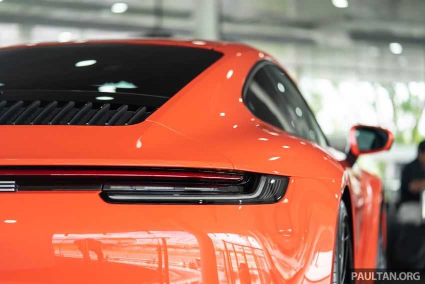 992 Porsche 911 Carrera S launched – from RM1.15 mil Image #984916
