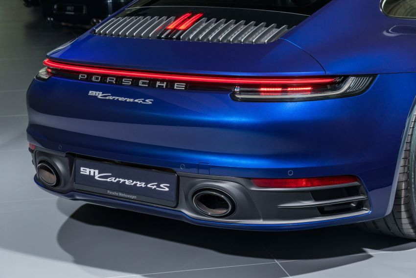 992 Porsche 911 Carrera S launched – from RM1.15 mil Image #984793