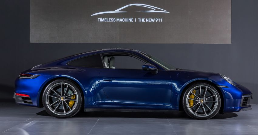 992 Porsche 911 Carrera S launched – from RM1.15 mil Image #984796